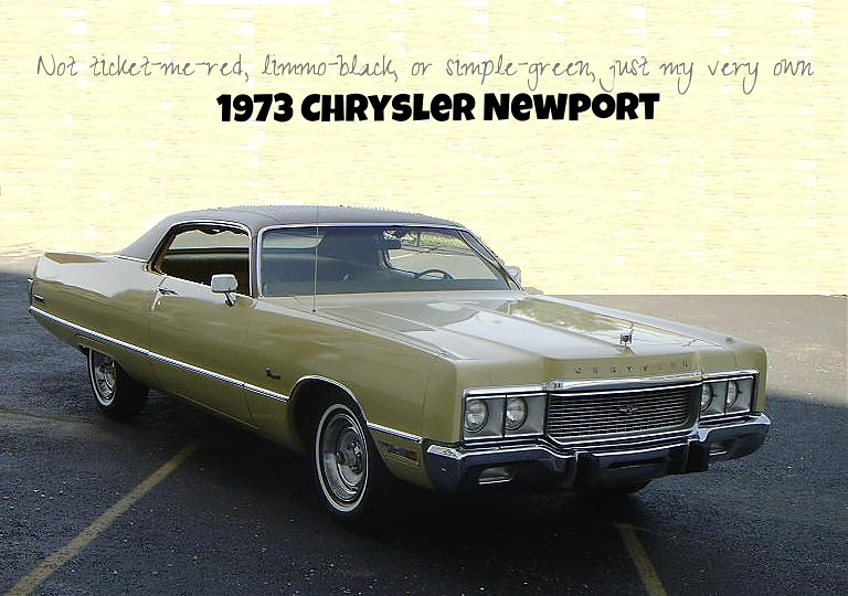 73 newport 1973 chrysler newport 2drht coupe the long. Black Bedroom Furniture Sets. Home Design Ideas