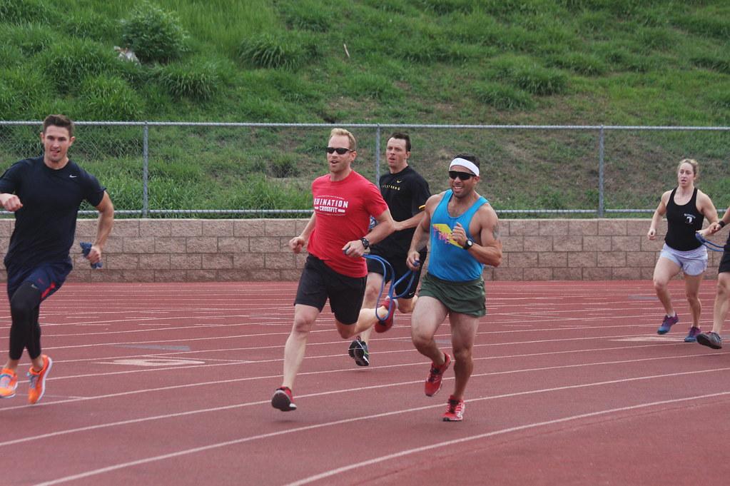 8-2-14 3rd Annual Pentathlon