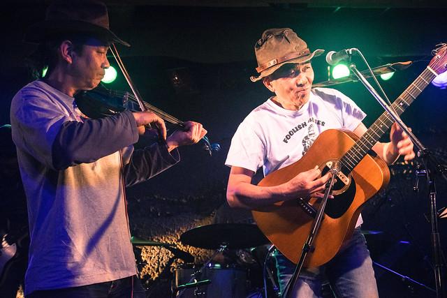 春日善光&ふんじゃら session at Manda-La 2, Tokyo, 23 Feb 2017 -00009