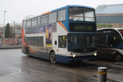 Stagecoach South 18074 WA04CSY
