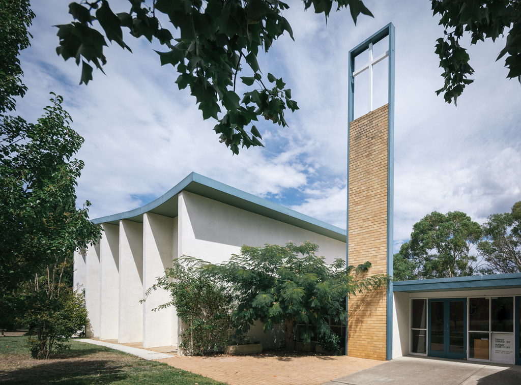 Yarralumla Methodist (now Uniting) Church