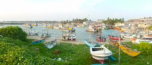 hikkaduwa harbour