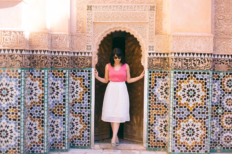 {marrakech city guide} via chevrons & éclairs