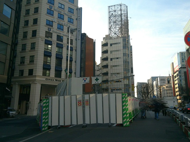 三原橋地下街解体中 (13)