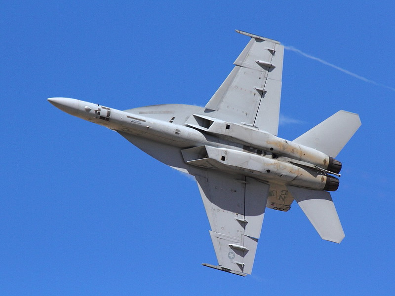 IMG_0769 F/A-18 Super Hornet, Los Angeles Air Show