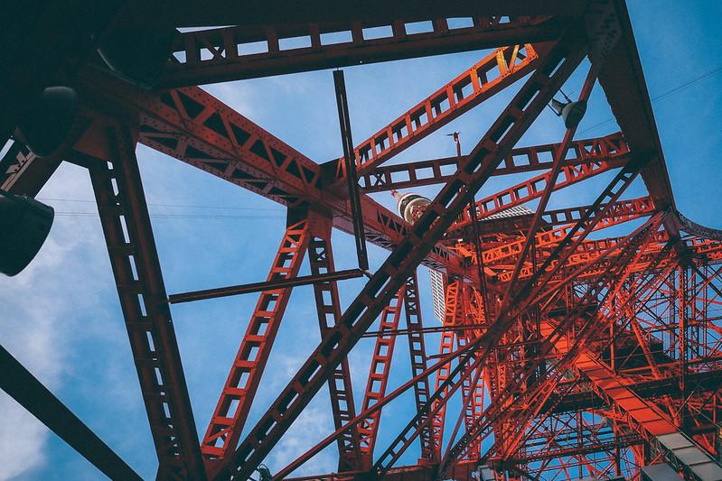 Tokyo Tower 東京鐵塔 |東京都 Tokyo