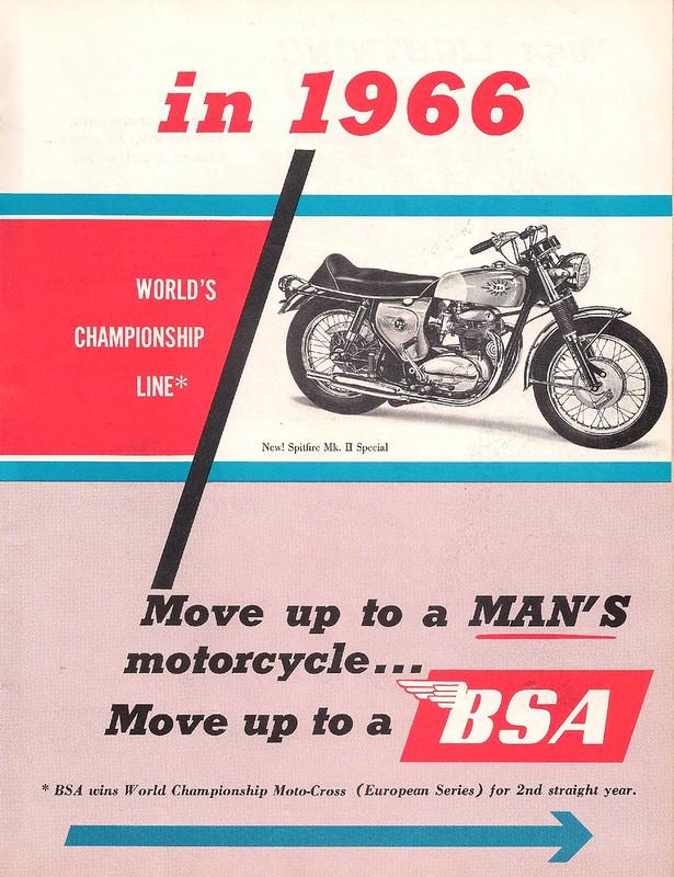 BSA 1966 1