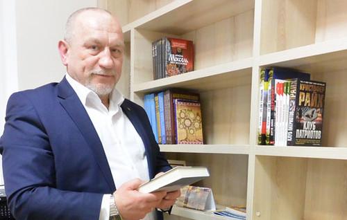 Василь Бедрій, начальник управління СБУ: «Мені пропонували «кришувати» видобутокбурштину»