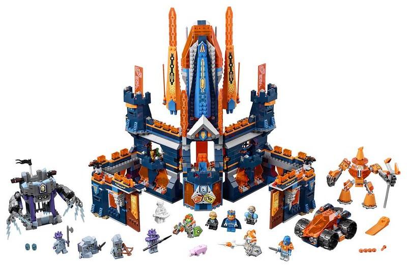 LEGO Nexo Knights Knighton Castle (70357)