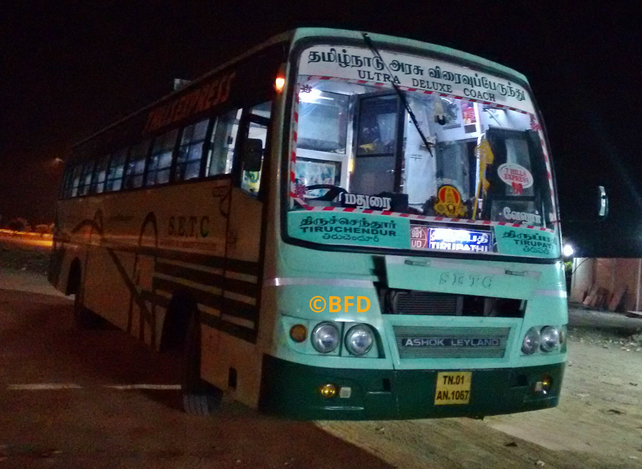 tamil nadu buses - photos & discussion - page 2529 - skyscrapercity