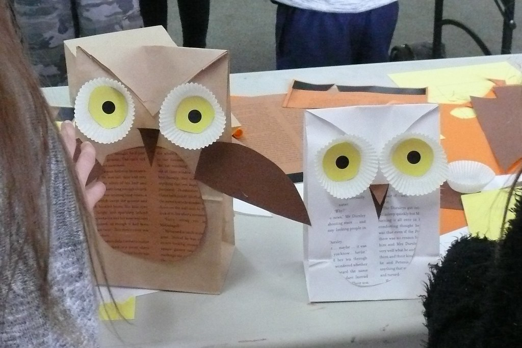 Harry Potter Owl Mail Craft School Holiday Activity At