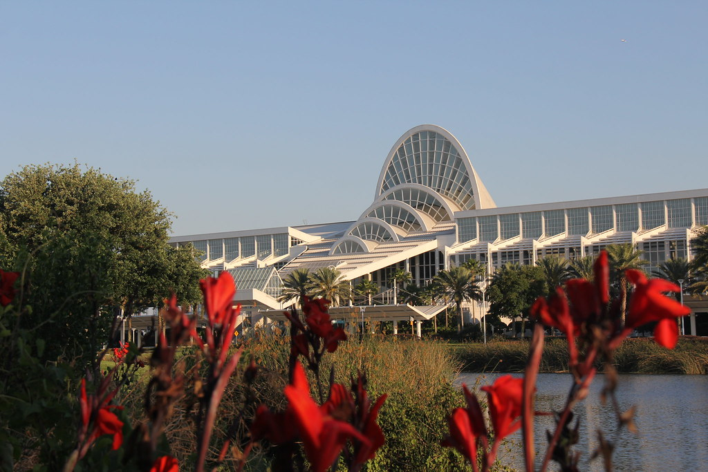 Orange County Convention Center Orlando Hotels