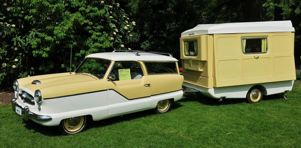 1957 Nash Metropolitan Station Wagon Amp Portafold Caravan T