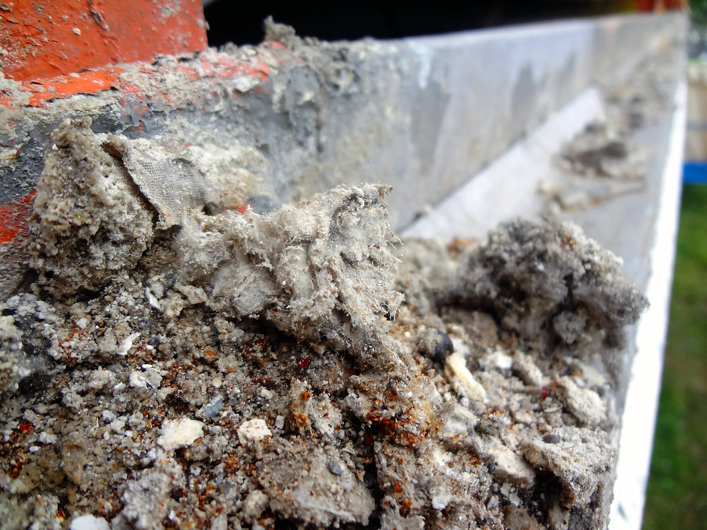 What does asbestos look like  ASB Environmental
