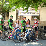 Ruta Cicloturista TALAPUSA 2014