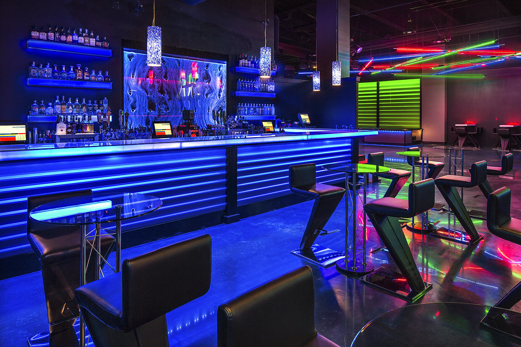 Buffalo Thunder Resort Shadeh Nightclub Design Working