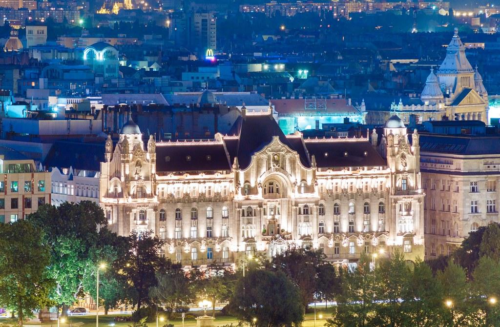 Gresham Palace Budapest Www Szeretlekmagyarorszag Hu Tom