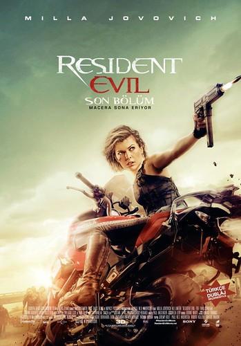 Resident Evil: Son Bölüm - Resident Evil: The Final Chapter (2017)
