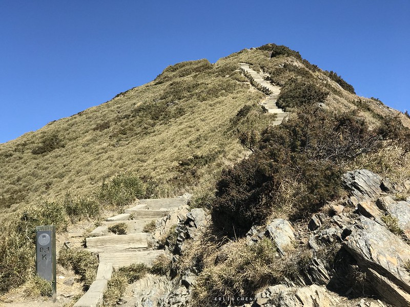 合歡 石門山