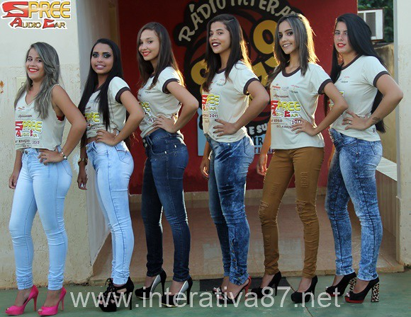 CANDIDATAS SPREE AUDIO CAR 2017