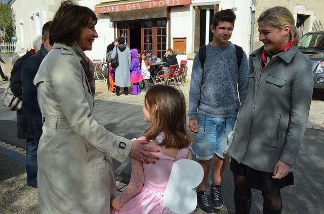 Marisol TOURAINE à Monts, Esvres-sur-Indre, Sorigny, Montbazon