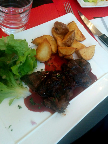 Steak Bordelais