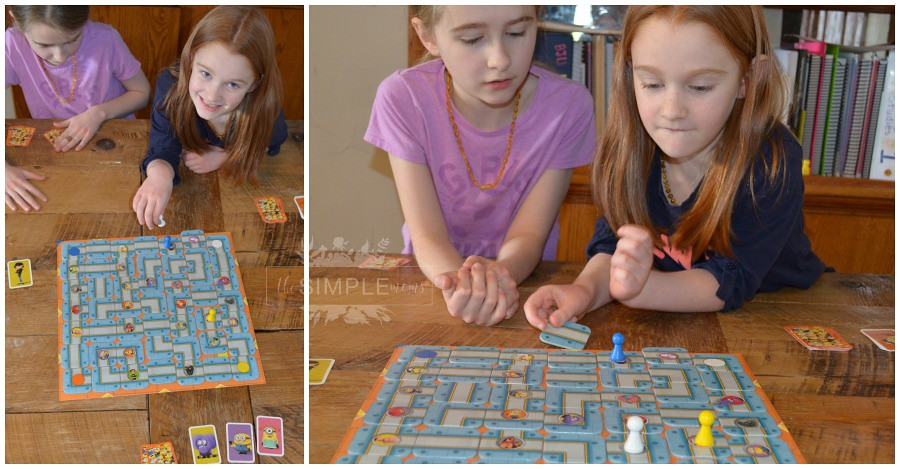 Despicable Me Labyrinth from Ravensburger