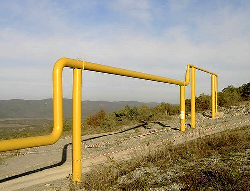 В Кочергино придет газ?