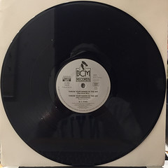 MC DUKE & DJ LEADER ONE:THROW YOUR HANDS IN THE AIR(RECORD SIDE-B)