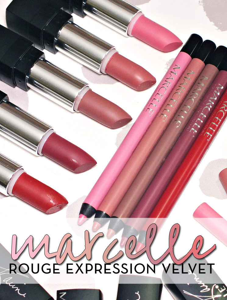 marcelle rouge expression velvet gel lipstick lip liner (1)