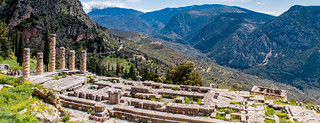 Delphi Temple of Apollo | by davevance01