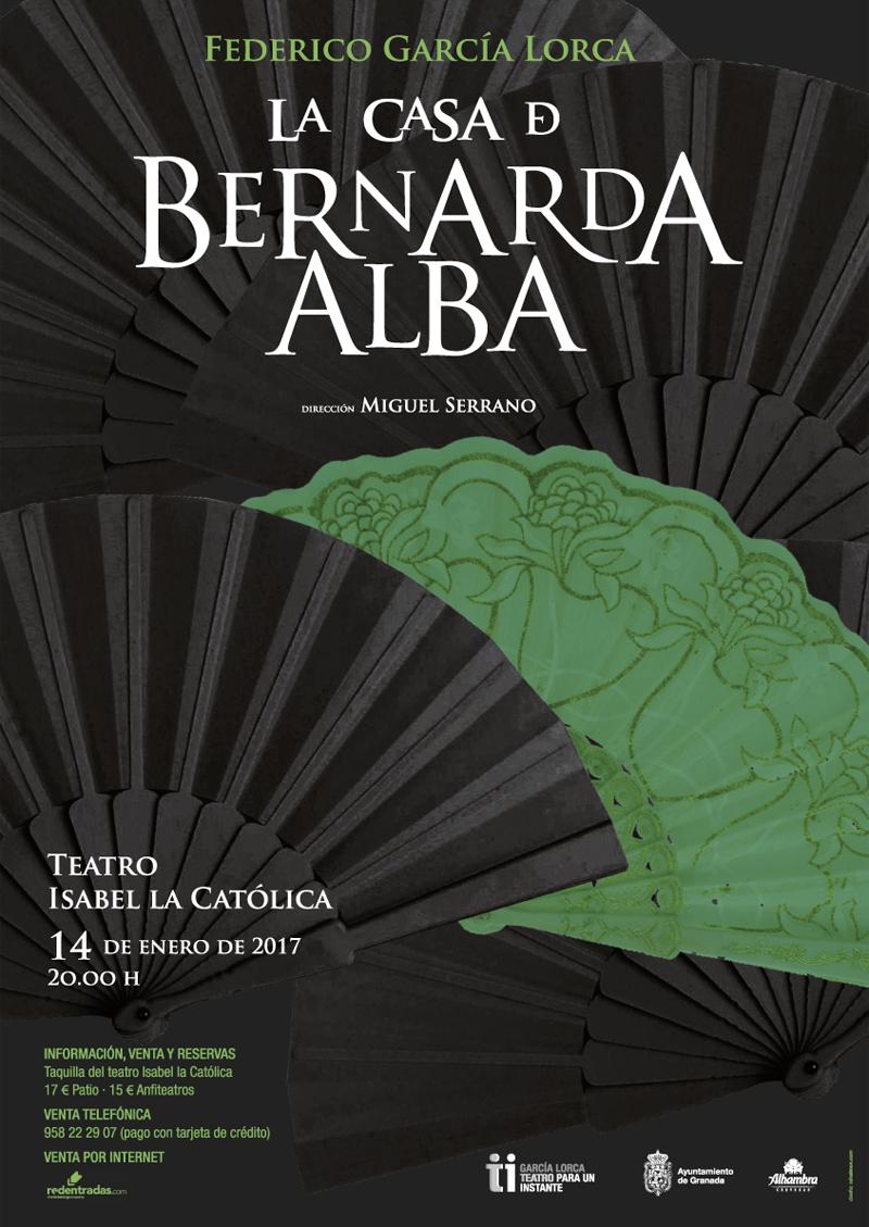 F.G. Lorca - La casa de Bernarda Alba