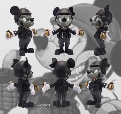 WARMOUSE PITCH BLACK IG