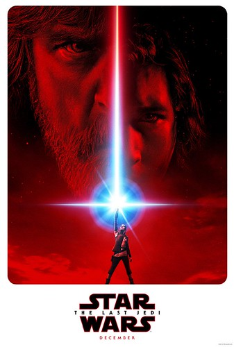 「The Last Jedi Poster」のポスター