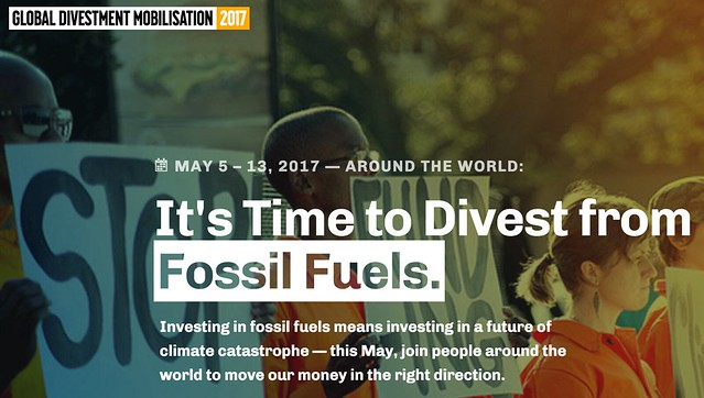 Global Highlights: Global Divestment Mobilisation 2017