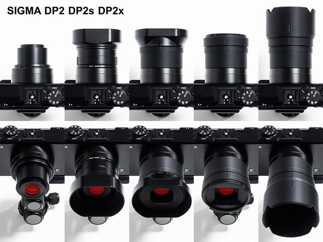 20170406_02_SIGMA DP1、DP1s、DP1x、DP2、DP2s、DP2x用フードアダプター、レンズキャップアダプター、アルカスイス対応クイックシュープレート