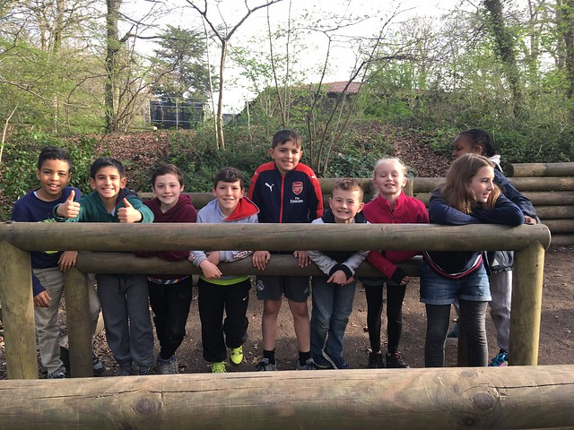Year 6 PGL trip IOW March 2017