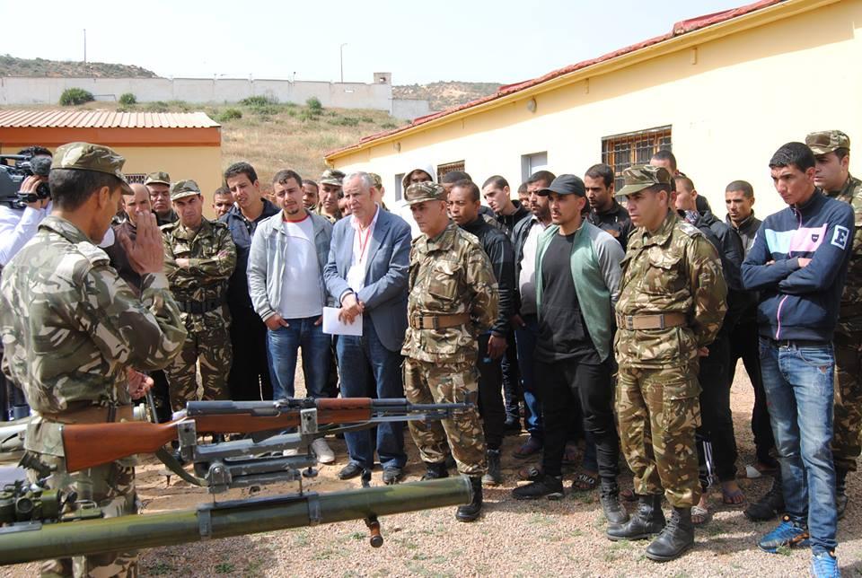 القوات البرية الجزائرية [  Missiles Anti-Chars ]   34142901945_cd0e701726_o
