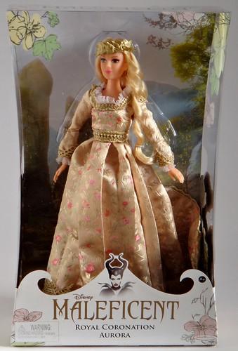 Coronation Aurora Doll - Disney Maleficent - Jakks Pacific ...