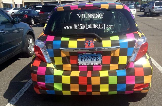 Hide Car Paint Scratches