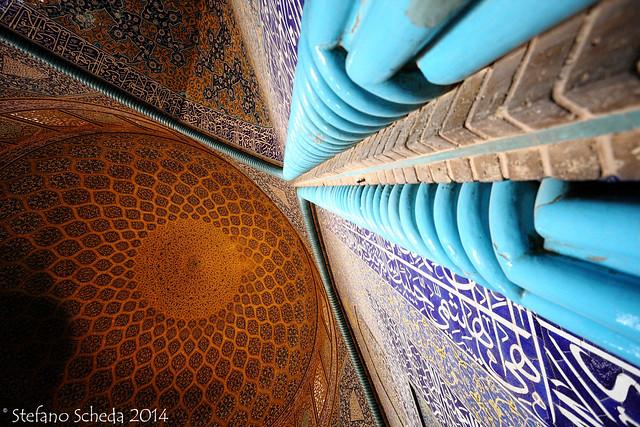 Sheikh Lotfollah Mosque - Isfahan, Iran