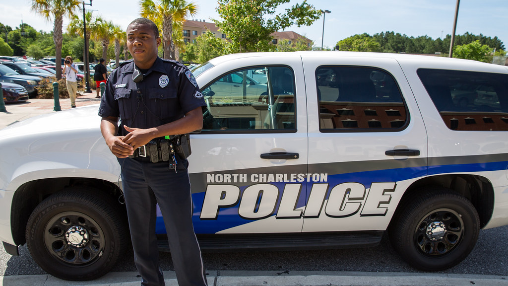 Police Teport Keith Bowling Myrtle Beach Sc