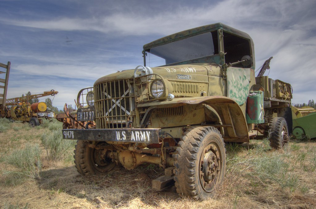 Dodge M37 U S Army Truck Hdr The Photos In This Album
