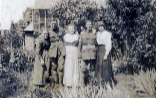 A group at Steenwerck