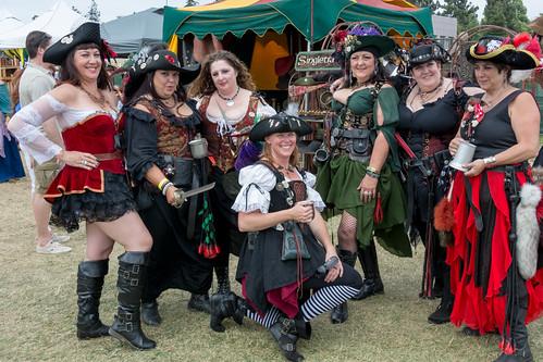 Pirate Fest  Tybee Island Midnight Riders