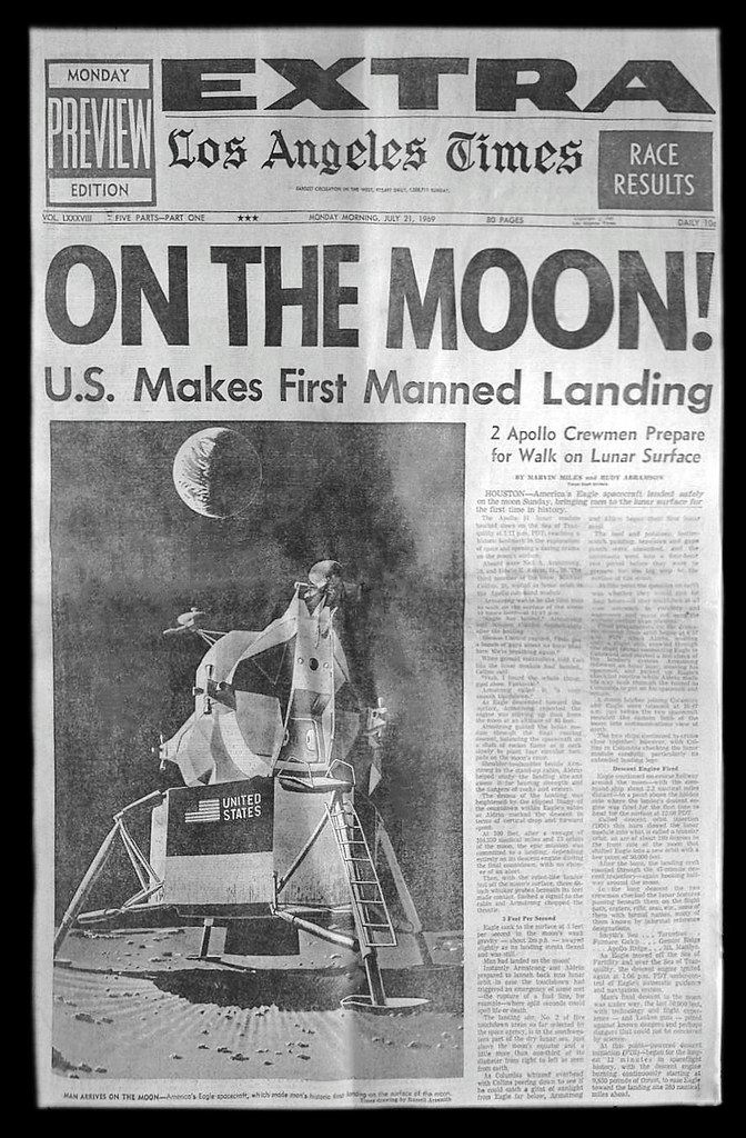Neil Armstrong, First Man On The Moon, Will Long Be Remembered