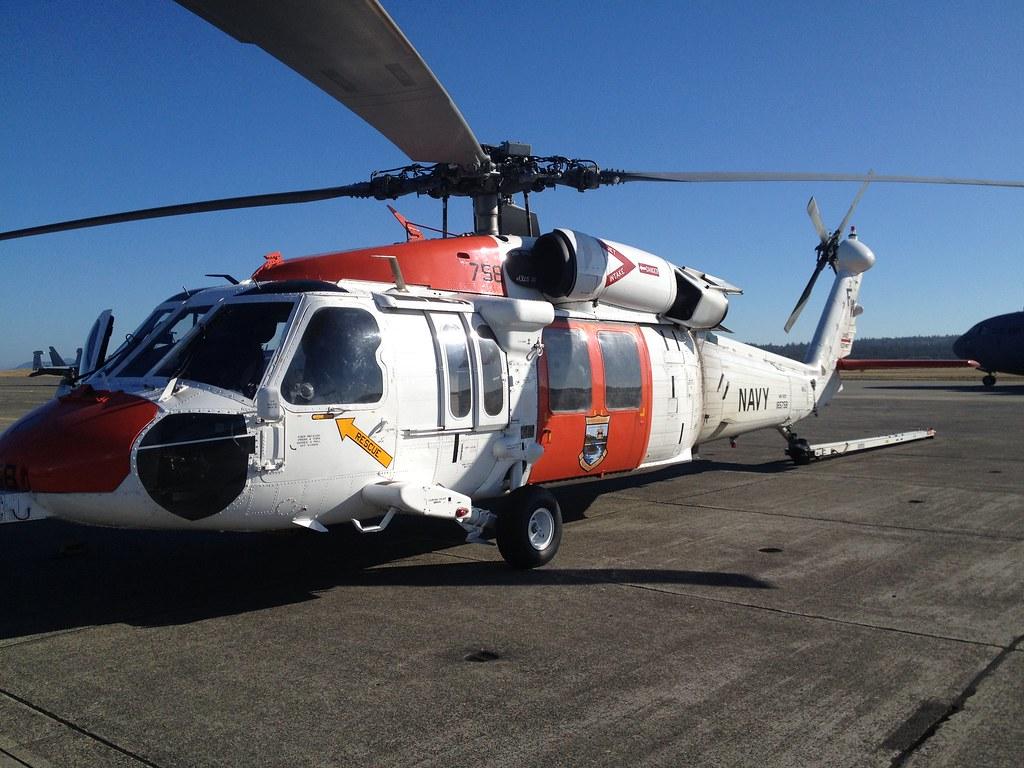 MH-60S Knighthawk Whidbey Island 2014