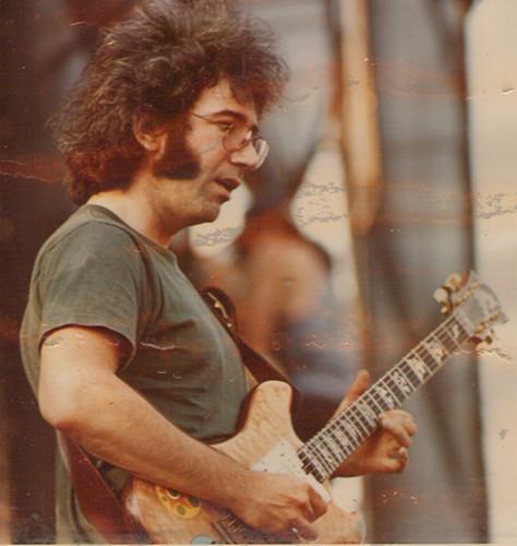 jerry garcia 1974