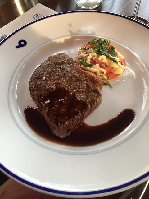 Middag på Kajplats 9 i Västerås