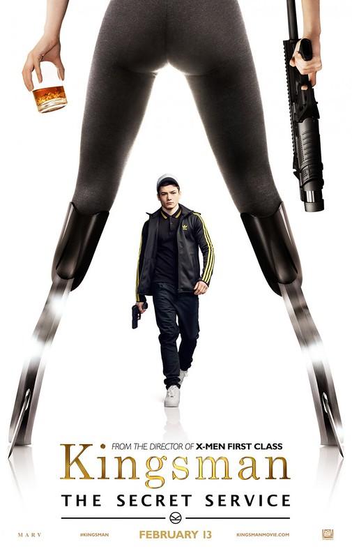 Kingsman - The Secret Service - Poster 4